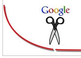 Google coupe la longue traine