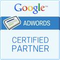 Partenaire certifié Google AdWords