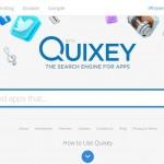Quixey, le moteur de recherche pour les apps mobiles.