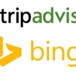 TripAdvisor et Bing – le même combat pour le contenu.