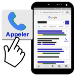 Numéro de transfert Google dans le click-to-call Adwords
