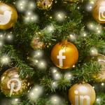 Réussir son animation sur les réseaux sociaux à Noël