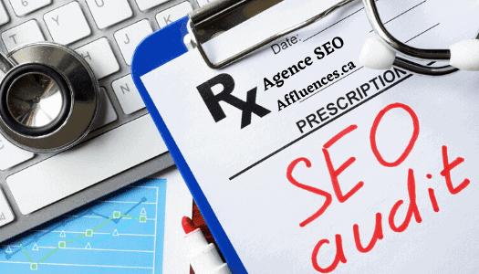 audit SEO site web
