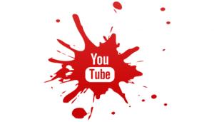 Youtube logo splash
