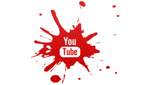 Youtube logo splash