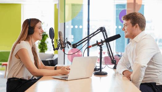 Balado podcast sur le SEO