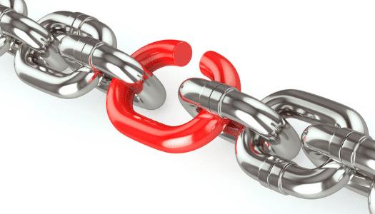 Link building - liens brisés